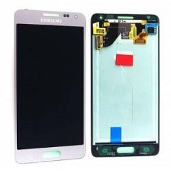 Assemblage LCD + numériseur tactile Samsung Galaxy Alpha - Argent