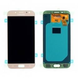 Ecran LCD + tactile Or pour Samsung Galaxy J5 2017