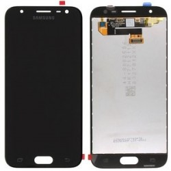 Ecran LCD + tactile Noir pour Samsung Galaxy J3 2017