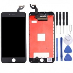 iPhone 6s Plus Digitizer Assembly  (LCD + Frame + Touch Pad) (Black)