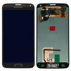Assemblage LCD + numériseur tactile Samsung Galaxy S5 Mini - Doré